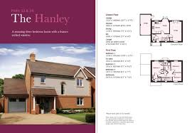 Brr Placements 3 Bedroom Detached House For Sale In The Hanley At Spring Meadows