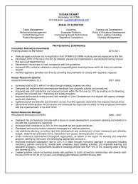 Human Resource Specialist Resume Resume Examples Masters Degree Free Resume Example And Writing