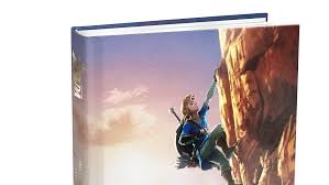 legend of zelda breath of the wild official guide listing reveals