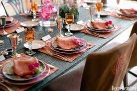 14 thanksgiving table decorations table setting ideas for