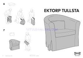 ikea chairs rp tullsta chair cover assembly instruction free