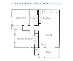 simple houseplans simple two bedroom house plans small designmint co