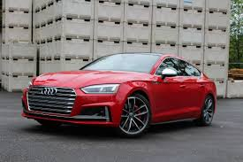 2018 audi s5 sportback is a versatile and capacious all weather
