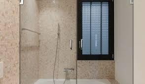 Shower Door Screen Swinging Shower Door Dosgildas