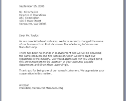 New Business Letter Of Introduction by Product Introduction Letter Job Career Resume