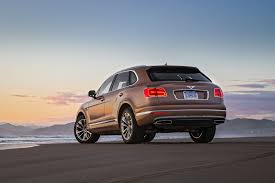 bentley bentayga 2016 photo collection bentley bentayga rear
