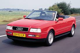 hyundai convertible 1995 audi cabriolet information and photos zombiedrive