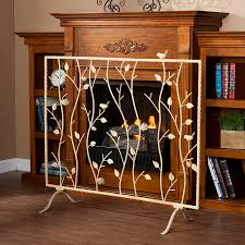 home decor decorative fireplace screen home design very nice