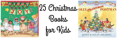25 christmas books for children and families christmas book list