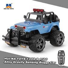 jeep buggy blue hui na toys 1359 9 snow leopard gravity sensing programmable