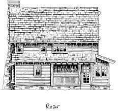 small 3 bedroom lake cabin with open and screened porch house plan 3 bedroom plans 4 log home mountain on lake 2 story