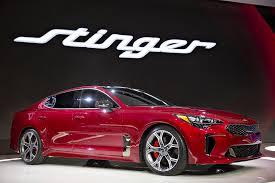 kia vehicle lineup how schreyer u0027s passion to make a sports car became the kia stinger