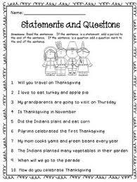 thanksgiving worksheets for 2nd grade worksheets