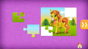 little pony kids jigsaw puzzle android apps on google play