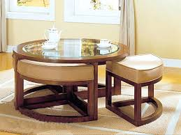 Coffee Table With Baskets Underneath Coffee Table Coffee Table With Ottomans Underneath Hammary