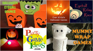 kids halloween games activities ideas for children ages 3 to 7