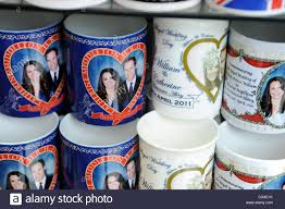 prince william and kate middleton royal wedding souvenir coffee