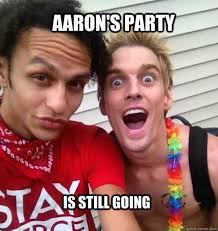 Crack Cocaine Meme - aaron s party cocaine is a hell of a drug know your meme
