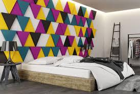 Wohnideen Schlafzimmer Blau Kreative Wohnideen Für Moderne Wandgestaltung Und Farbgestaltung