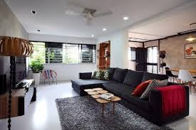 HDB Living Room Design Ideas - Hdb interior design ideas