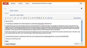 fancy sending a cover letter by email 70 for best cover letter for
