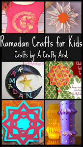 6 ramadan crafts for kids from