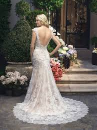 dante wedding dress style 2215 casablanca bridal
