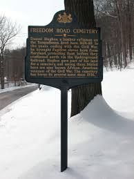 Underground Railroad Map Williamsport Trout Run Sites The Underground Railroad In
