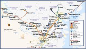 Map Of Virginia Cities And Towns by Md U0026 Va Commuter Rail Look Great Together On One Map U2013 Greater