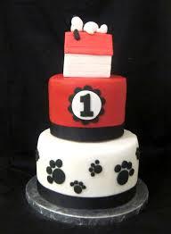 fondant snoopy doghouse tutorial joli cake blog