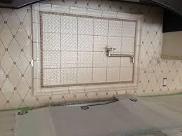 Best Kitchen Backsplash Tile Plaque Tile Medallion - Basket weave tile backsplash