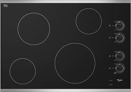 Whirlpool Induction Cooktop Reviews Whirlpool W5ce3024xs 30 Inch Smoothtop Electric Cooktop With 4