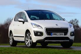 peugeot 3008 2014 review auto express
