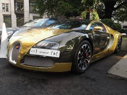 car bugatti gold chrome gold bugatti veyron grand sport from saudi arabia youtube