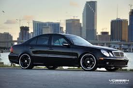 mercedes e class forums some e class cars on vossen wheels mercedes forum