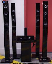 home theater systems samsung buy used samsung 1330w 7 1ch 3d home theatre ht e6750w hifi home