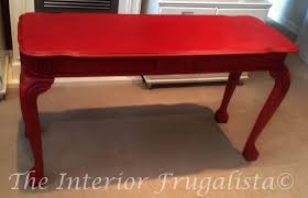 Ebay Sofa Table by Sofas Center Fearsome Red Sofa Table Pictures Design Ebay