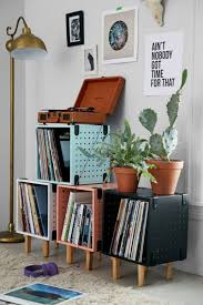 Cool Cubicle Ideas by 25 Creative Ways To Use Cube Storage In Decor
