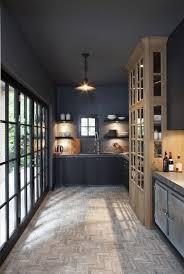 peindre une cuisine en gris peinture cuisine le gris anthracite une couleur déco tendance