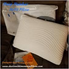 Sleep Number Bed Coupons Codes Sleepnumber Airfit Pillow Blog Review Smiley360 Justaddsleep