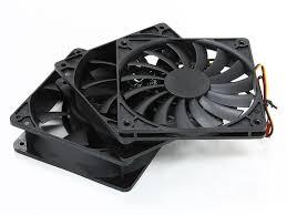 high cfm case fan scythe slip stream slim 120mm x 12mm high speed fan sy1212sl12h