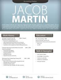 Word Resumes Templates Free Resume Templates Download Microsoft Word Resumes Samples