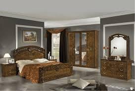 chambres a coucher pas cher chambre a coucher marron