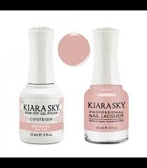 kiara sky gel nail polish only natural 492