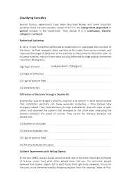 16 best images of simpson science variable worksheet answer