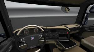 scania truck scania trucks interiors u0026 exteriors improvements pack ets 2 mods