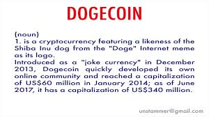How To Pronounce Doge Meme - how to pronounce dogecoin youtube
