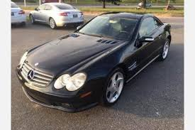mercedes sl class for sale used mercedes sl class for sale in baltimore md edmunds