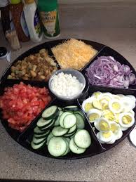 night before thanksgiving bar perfect way to create a salad bar at a party this can be used