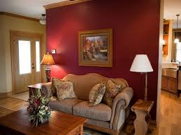 red paint ideas for living room home art interior